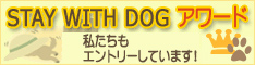 STAY WITH DOG アワード